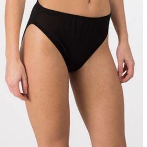 Kim Allan Silk French Cut Panties